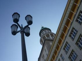 Frankfurter Tor | April 2014