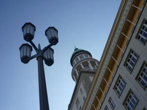 Frankfurter Tor   April 2014