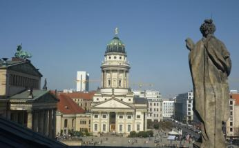Gendarmenmarkt   April 2012