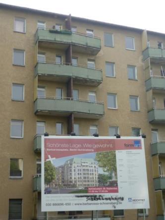 Barbarossplatz | November 2012