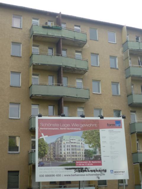 Barbarossplatz   November 2012