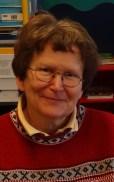 Porträt von Marie-Therese Fritzen-Einfeldt (Leitung der Kinderbücherei)
