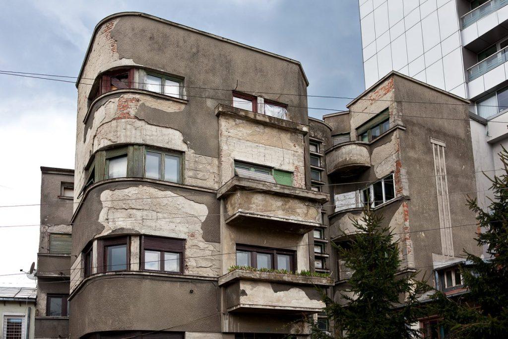 Stadterkundung Bukarest, Rumänien - Bauhaus-Architektur