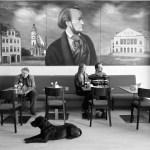 Mit Wagner entspannen – gerne im Cafe Wagner