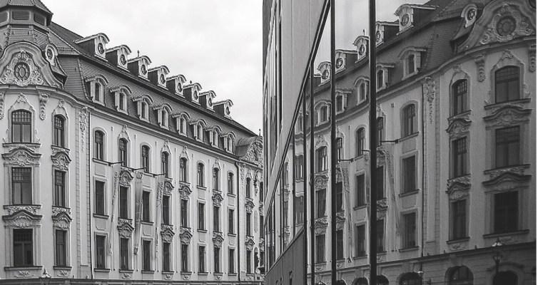 Geschichten hinter Fassaden
