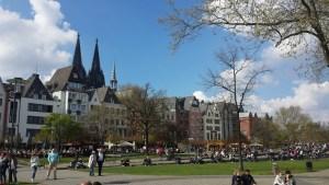 Das Kölner Martinsviertel