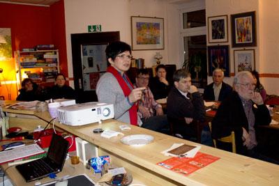 SPD-Fraktion zu Gast bei Stadthalten-Chemnitz e.V., Präsentation des KSQ, 2013