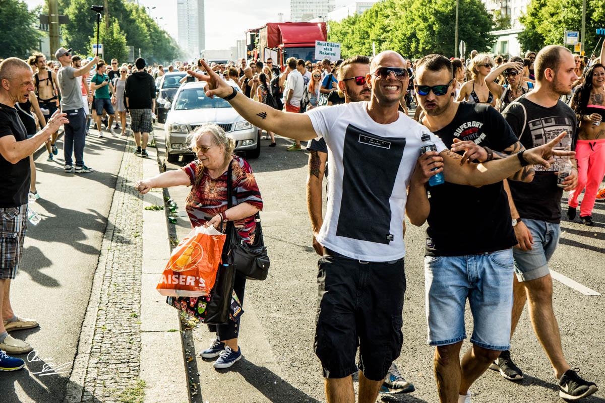 Zug der Liebe Berlin