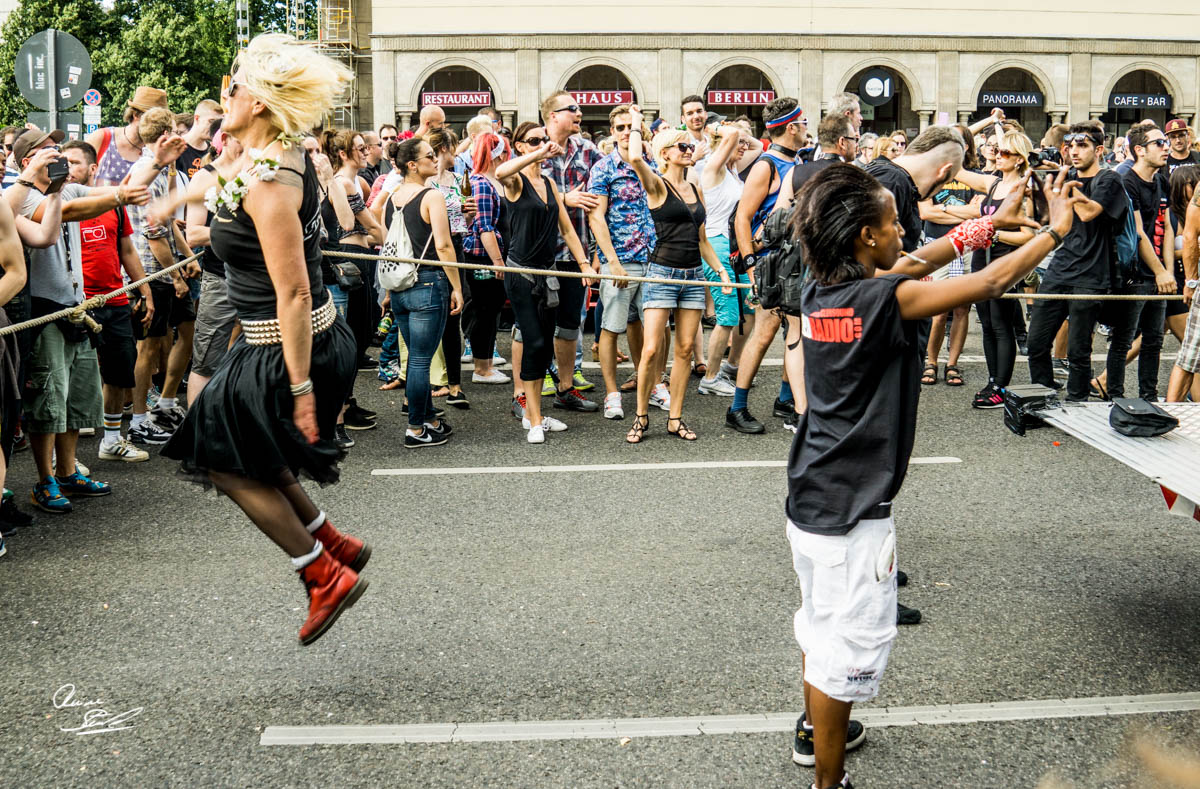 Loveparade 2015 Stadtinspektor