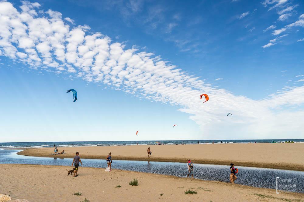 Playa Molinell, Denia