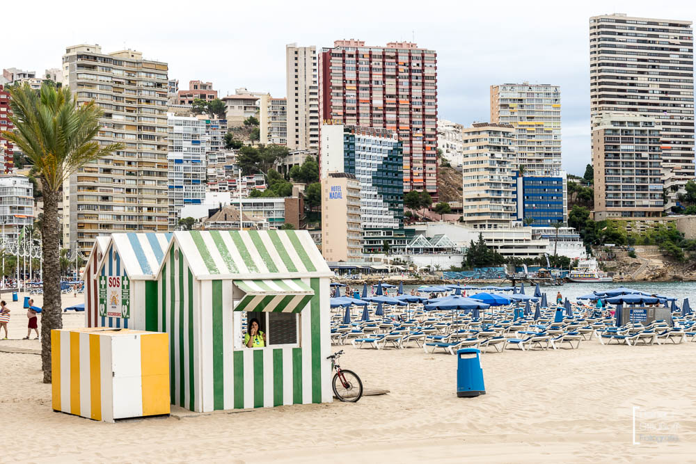 Benidorm, Levante Playa