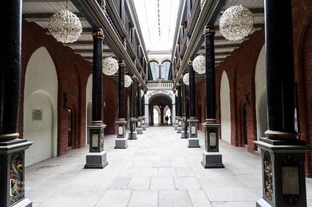 Die Handelsgalerien im Rathaus