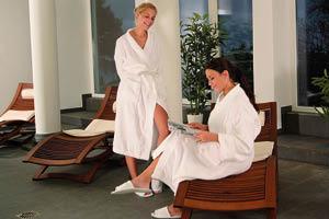 Wellness im Wildpark Hotel © Wildpark Hotel