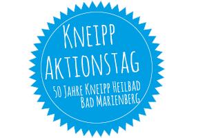 Kneipp Aktionstag Bad Marienberg
