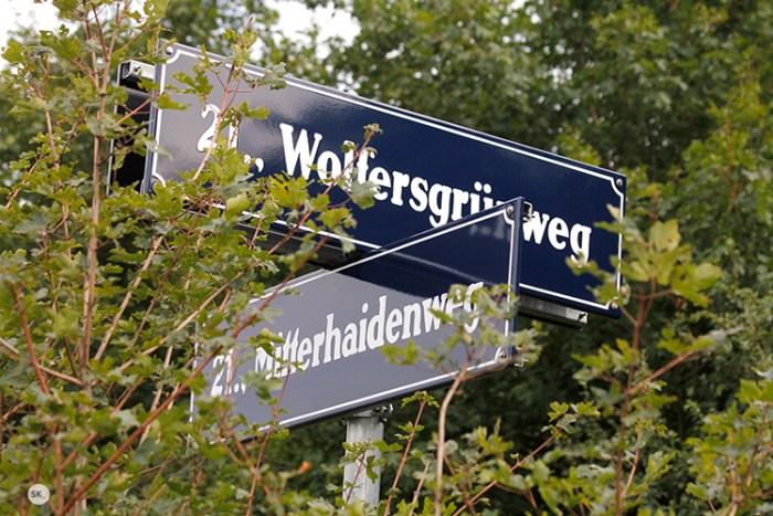 Bisamberg, Wolfersgrünweg, Mitterhaidenweg