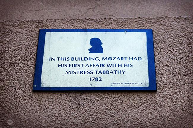 Mozarts Geliebte, Wien, Vienna Historical Facts, Tabby