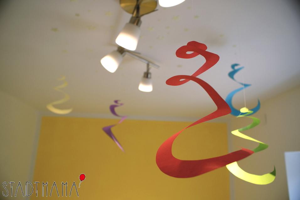 Kinderzimmer Deko WIndspiel
