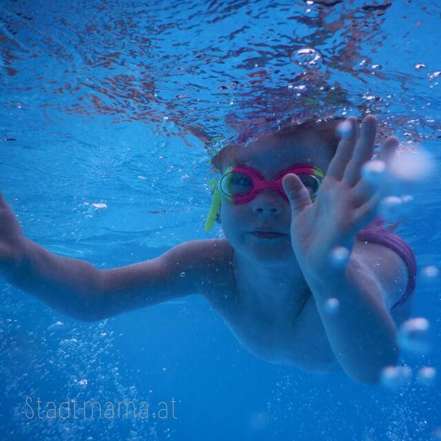 Wunderkinder Schwimmen Superkinder