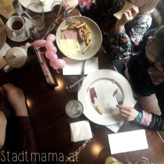 Family Brunch im Hard Rock Cafe Vienna