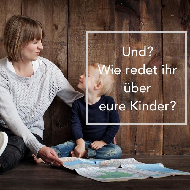 Mit Kindern reden