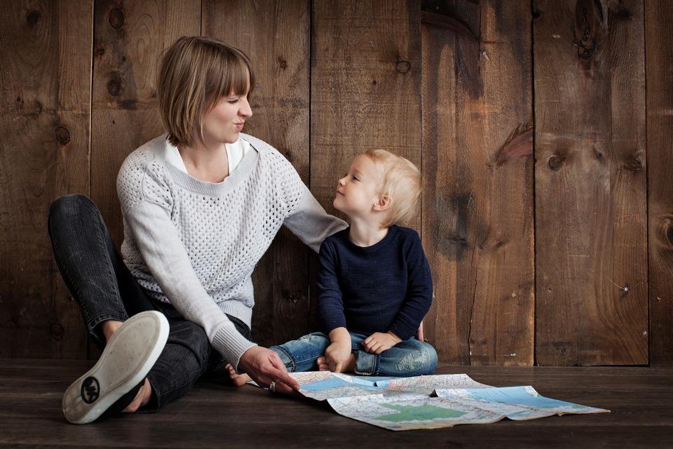 Mit Kindern reden - Wie Worte beeinflussen