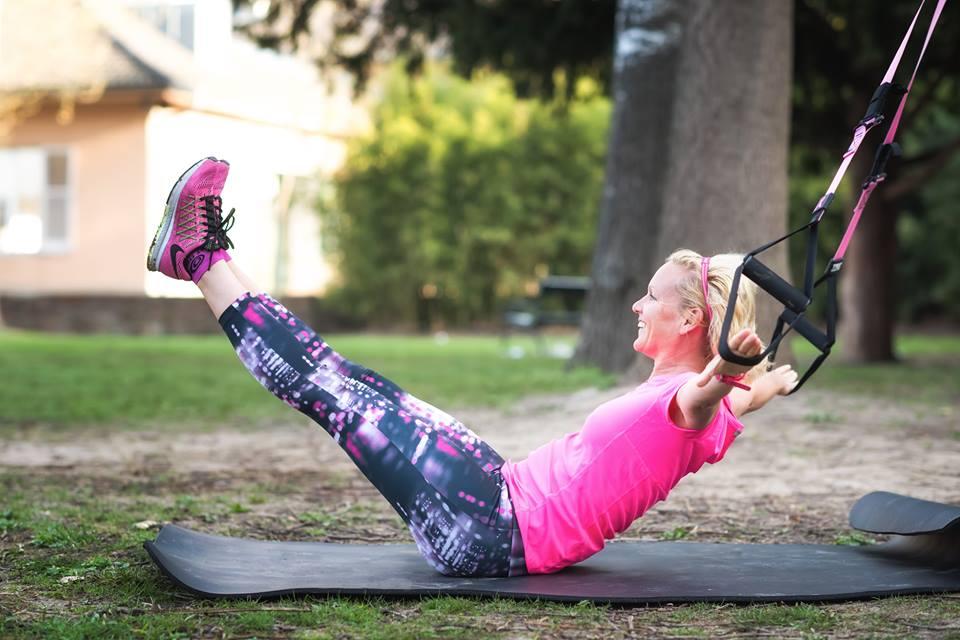 Pilates Übungen für Mamas