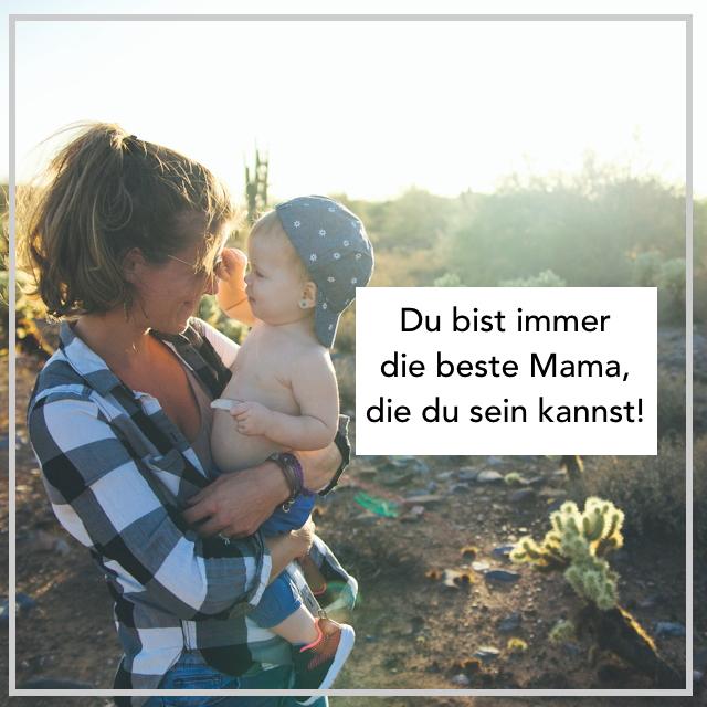 mama sein mit bauchgefühl
