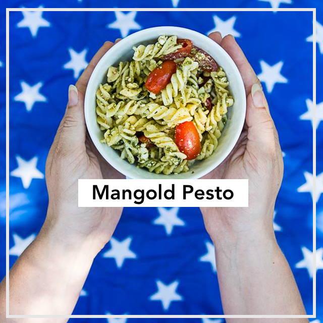 Mangold Pesto Rezept