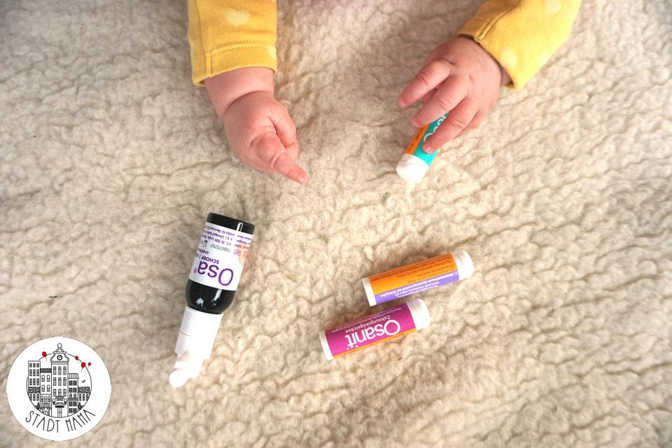 Was tun gegen Babyschorf