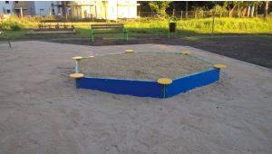 Sandkasten PZH-01