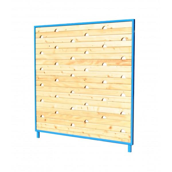 Kletterwand aus Holz EZ-13b