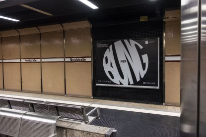 U-Bahnstation Nordstraße, Foto © Brigitte Fromm