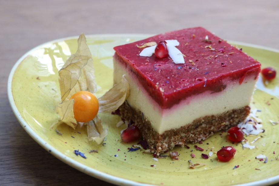 Cashew Cheesecake
