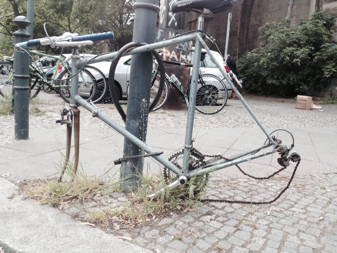 Fahrradcodierung schützt vor Diebstahl - stadtradler