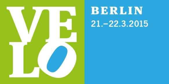 Logo der VELO 2015