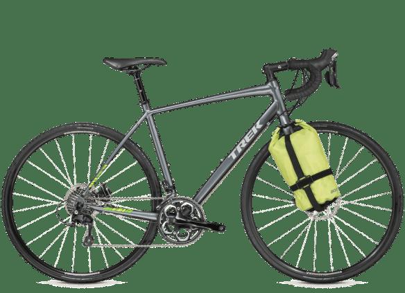 Tourer für Rennradfahrer: das Trek 720       Foto: Trek