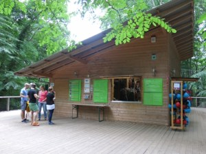 Rezeption des Abenteuerparks