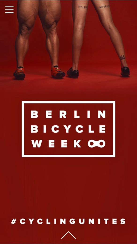 Berlin Bicycle Week App