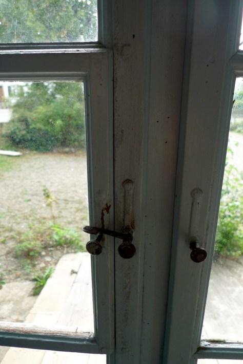 Fenster im Haus Wyttenbach