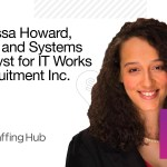 The Staffing Show, Episode 3: Melissa Howard, Data and Systems Analyst at IT Works Recruitment