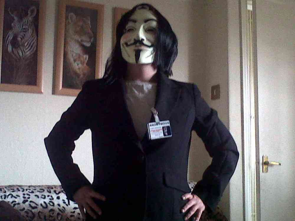 We do not Forgive. We do not Forget. We are Anonymous. Expect Us. Even if some of us will be arrested, imprisoned, killed, we always reborn with new members, because an idea does not die  (6/6)