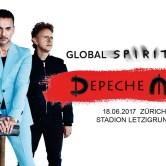 Depeche Mode @Letzigrund Zürich. Bühnen Auf und Abbau.