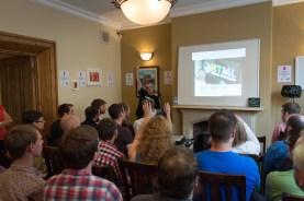 Staffs Web Meetup - July 2015 (6 of 39)