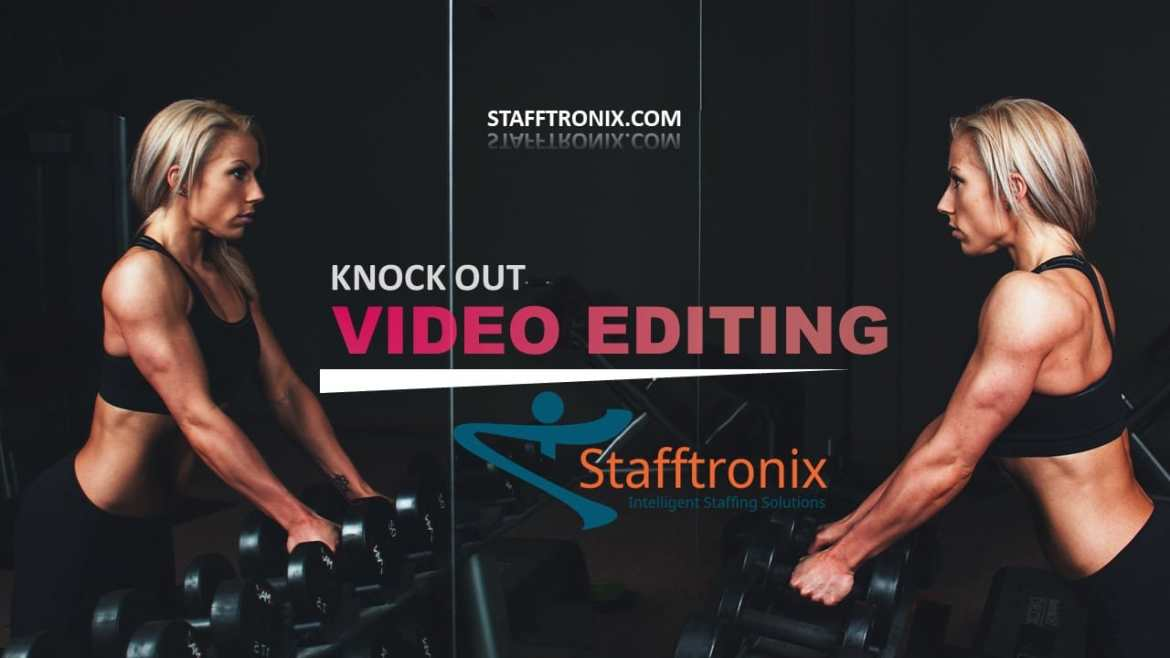Stafftronix Video Editing 1