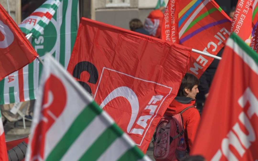 Our Italian affiliates take the streets in Rome against the populistic Italian government