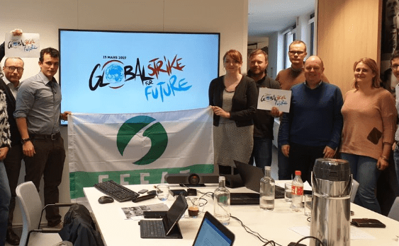 Trade unions support Action for Climate