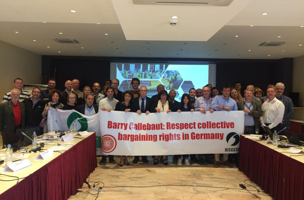 Cross-border solidarity and fight against inequalities at the heart of the EWC/TNC Coordinators' Conference
