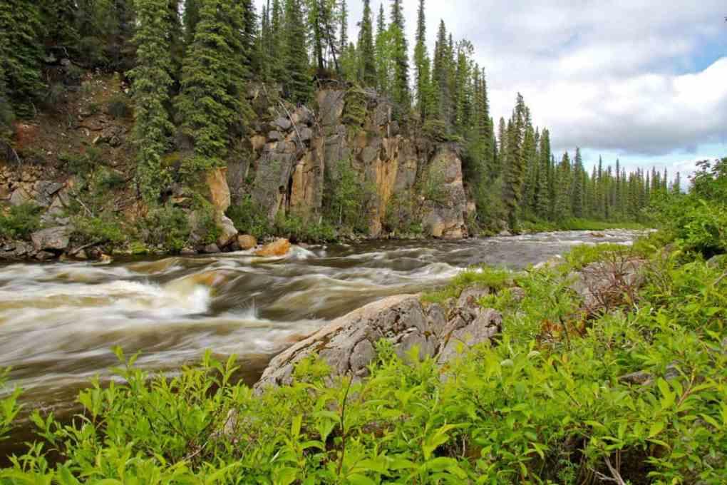 Gulkana National Wild and Scenic River Campgrounds, Alaska