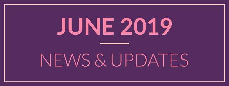 June 2019 News