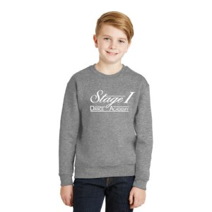 Stage I Youth Crewneck